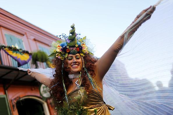 Cultures「New Orleans Lets The Good Times Roll At Mardi Gras Celebration」:写真・画像(17)[壁紙.com]