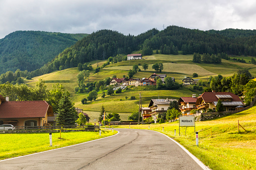 Austria「Austria, Carinthia, Katschberg, Muehlbach」:スマホ壁紙(0)