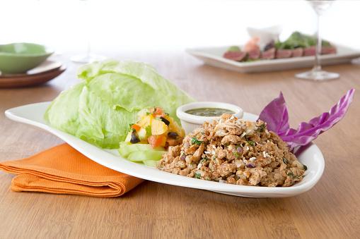 Soy Sauce「Lettuce Wraps」:スマホ壁紙(11)