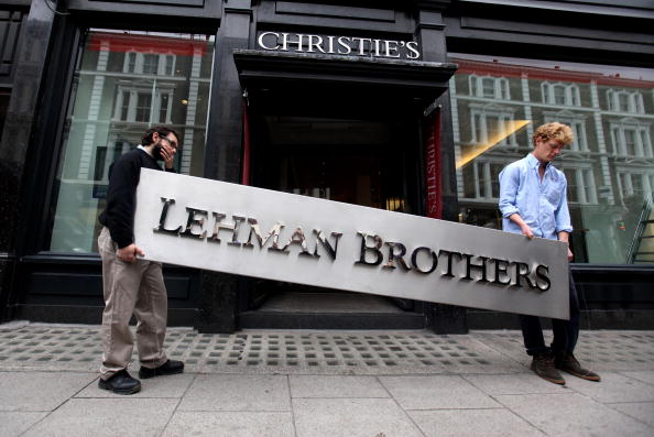 Bankruptcy「Lehman Brothers Put Their Artworks Up For Auction」:写真・画像(1)[壁紙.com]
