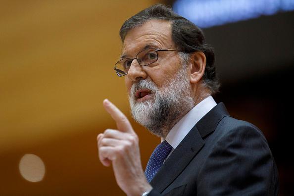 Mariano Rajoy Brey「Spanish Prime Minister Addresses The Senate Over Catalan Independence Crisis」:写真・画像(8)[壁紙.com]