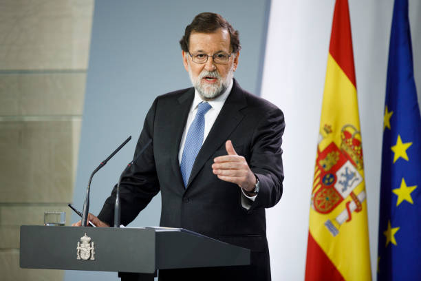 Mariano Rajoy Brey「Spanish Prime Minister Holds Press Conference Over Catalan Independence Crisis」:写真・画像(18)[壁紙.com]