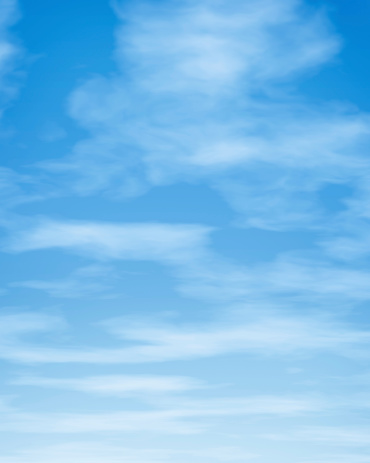 雲「スカイ」:スマホ壁紙(2)