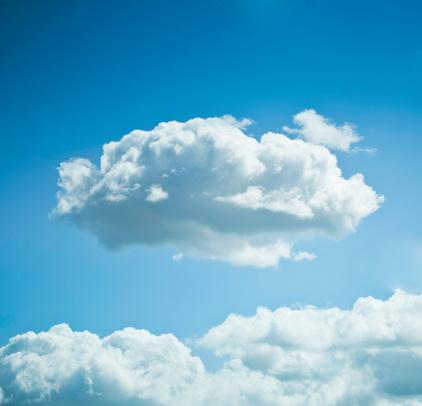 cloud「スカイ」:スマホ壁紙(6)