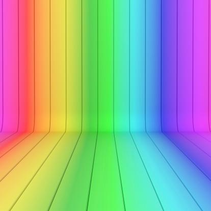 虹「色とりどりの背景」:スマホ壁紙(0)