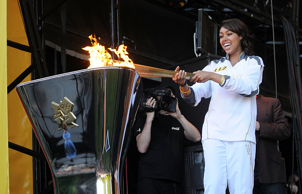2012 Summer Olympics - London「London 2012 Olympic Torch Relay - Cardiff City Celebration - Presented By Coca Cola」:写真・画像(19)[壁紙.com]