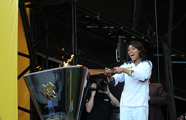 2012 Summer Olympics - London「London 2012 Olympic Torch Relay - Cardiff City Celebration - Presented By Coca Cola」:写真・画像(18)[壁紙.com]