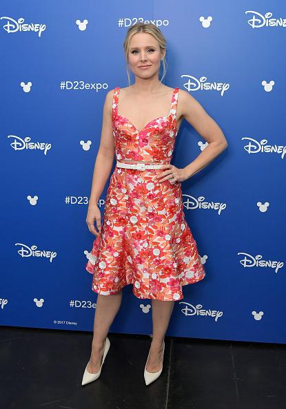 Kristen Bell「Disney's D23 EXPO 2017」:写真・画像(0)[壁紙.com]