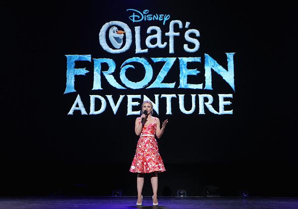 Kristen Bell「Disney's D23 EXPO 2017」:写真・画像(10)[壁紙.com]