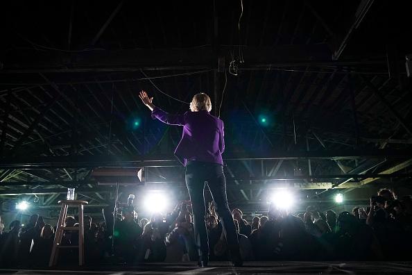 2020「Elizabeth Warren Holds Organizing Event In NYC」:写真・画像(12)[壁紙.com]