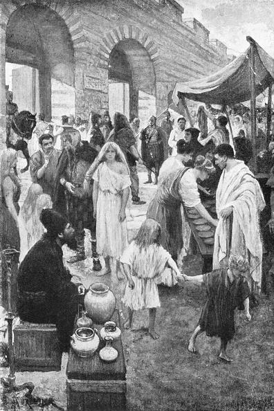 Roman「Roman Marketplace」:写真・画像(4)[壁紙.com]
