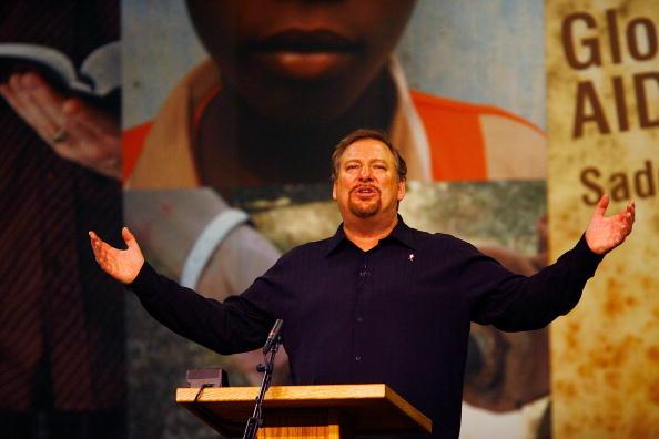 Preacher「Clinton Attends Global AIDS Summit At Rick Warren's Megachurch」:写真・画像(14)[壁紙.com]