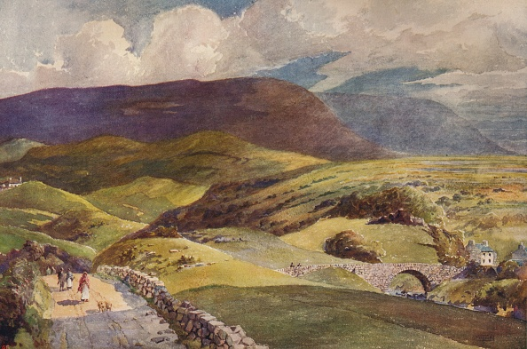 County Donegal「A Landscape In Donegal」:写真・画像(4)[壁紙.com]