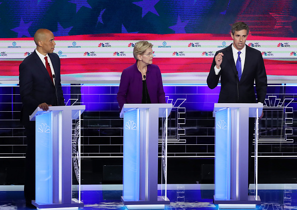 Debate「Democratic Presidential Candidates Participate In First Debate Of 2020 Election Over Two Nights」:写真・画像(0)[壁紙.com]