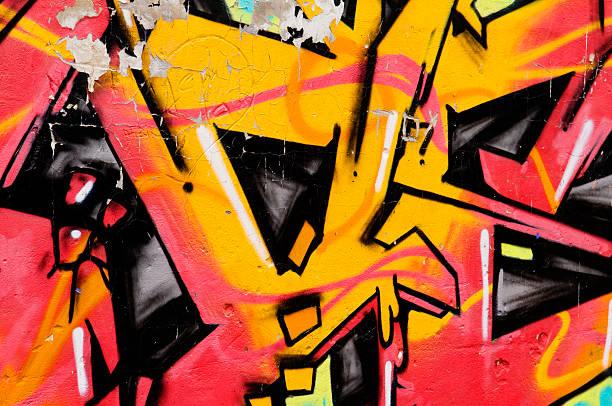 Graffiti wall background:スマホ壁紙(壁紙.com)