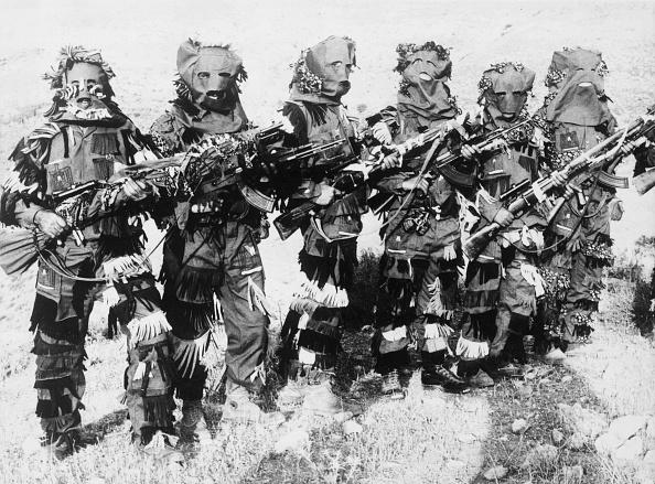 Israel-Palestine Conflict「Palestinian Commandos」:写真・画像(2)[壁紙.com]