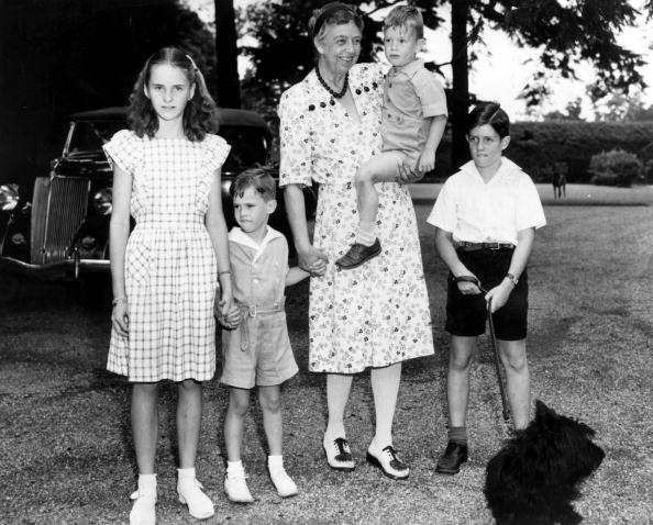 Franklin Roosevelt「Roosevelt Family」:写真・画像(14)[壁紙.com]