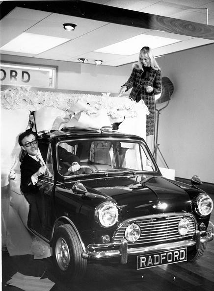 Swedish Culture「Britt Ekland's Mini」:写真・画像(8)[壁紙.com]