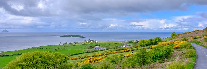 アーラン島「アラン島の風景 - スコットランド」:スマホ壁紙(1)