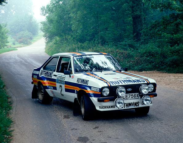 Motorsport「1981 Ford Escort RS1800」:写真・画像(1)[壁紙.com]