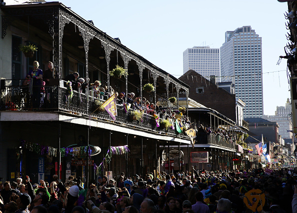 Cultures「New Orleans Lets The Good Times Roll At Mardi Gras Celebration」:写真・画像(15)[壁紙.com]