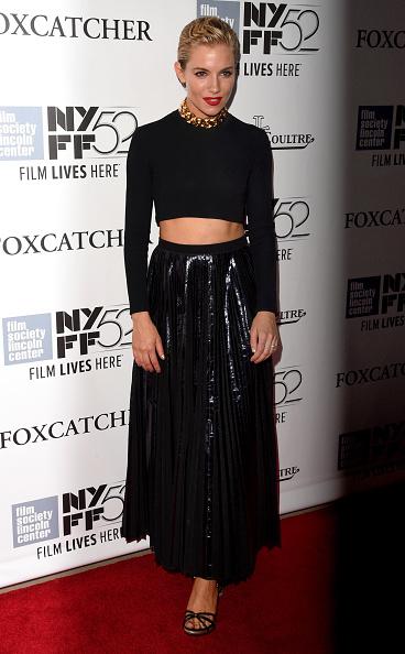 "Sienna Miller「""Foxcatcher"" Premiere - 52nd New York Film Festival」:写真・画像(16)[壁紙.com]"