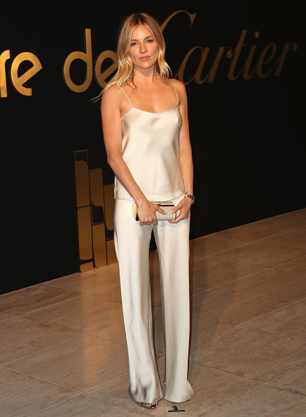 Sienna Miller「Panthere De Cartier Party In LA - Arrivals」:写真・画像(12)[壁紙.com]