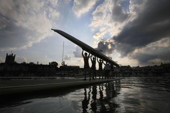ヘンリーロイヤルレガッタ「Henley Royal Regatta 2006 - Day 1」:写真・画像(6)[壁紙.com]