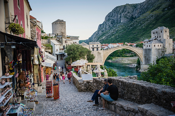 Tourism「Mostar 20 Years After The Siege That Destroyed A City During The Bosnian War」:写真・画像(19)[壁紙.com]