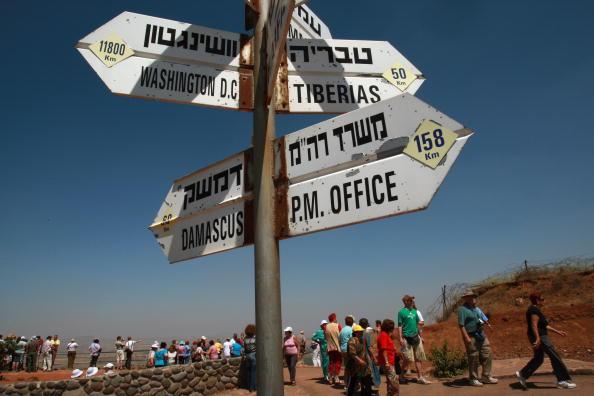 City Life「Assad Demands All Of Golan Heights In Future Israeli Peace Deal」:写真・画像(9)[壁紙.com]