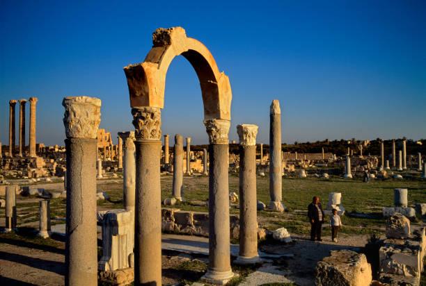Grass Family「Libya's Mediterranean Archeological Treasures」:写真・画像(19)[壁紙.com]