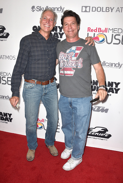 """Eddie House「Premiere Of Red Bull Media House's """"On Any Sunday, The Next Chapter"""" - Arrivals」:写真・画像(0)[壁紙.com]"""