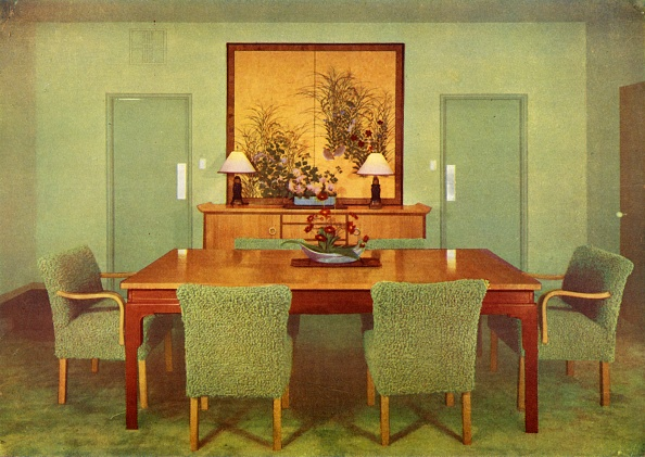 Furniture「The Dining-Room - Paul T Frankl」:写真・画像(8)[壁紙.com]