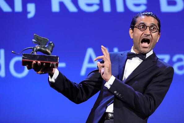 Best Screenplay Award「Award Ceremony - 74th Venice Film Festival」:写真・画像(8)[壁紙.com]