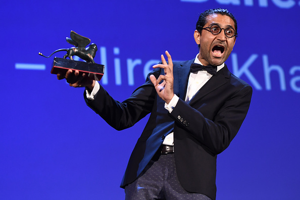 Best Screenplay Award「Award Ceremony - 74th Venice Film Festival」:写真・画像(7)[壁紙.com]