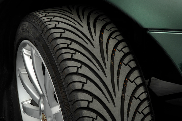Environmental Conservation「2002 MG TF 160 VVC tyre tread」:写真・画像(4)[壁紙.com]