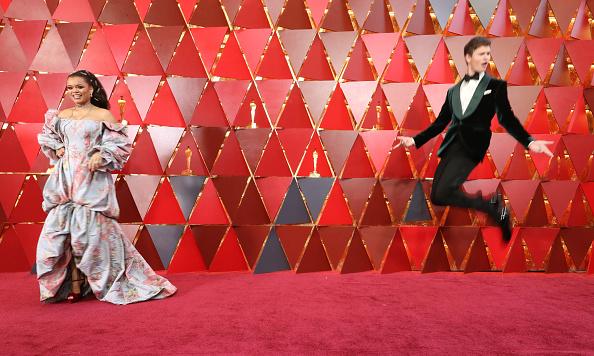 Neilson Barnard「90th Annual Academy Awards - Arrivals」:写真・画像(13)[壁紙.com]