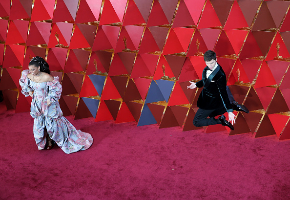 Patent Leather「90th Annual Academy Awards - Arrivals」:写真・画像(18)[壁紙.com]