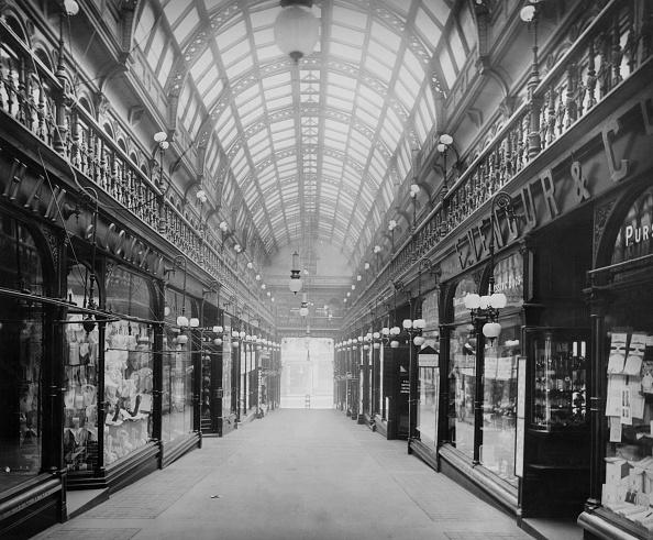 Empty「Great Western Arcade」:写真・画像(0)[壁紙.com]