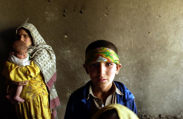 Taliban「Returning Afghan Refugees Deal With Housing Issues」:写真・画像(18)[壁紙.com]
