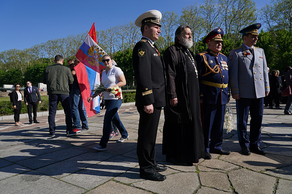 Russian Military「End Of World War II Commemorations Take Place In Berlin During The Coronavirus Crisis」:写真・画像(17)[壁紙.com]