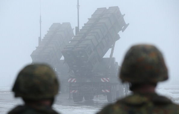 Patriotism「Germany To Send Patriot Missiles To Turkey」:写真・画像(14)[壁紙.com]