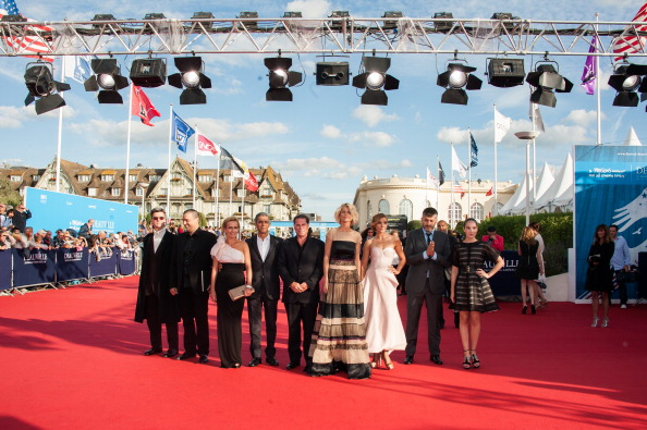 Sami Bouajila「Opening Ceremony - 38th Deauville American Film Festival」:写真・画像(19)[壁紙.com]