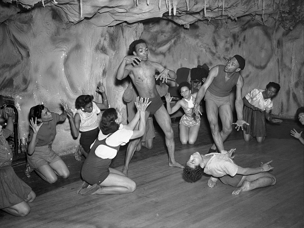 Black History in the UK「Les Ballets Negres」:写真・画像(12)[壁紙.com]