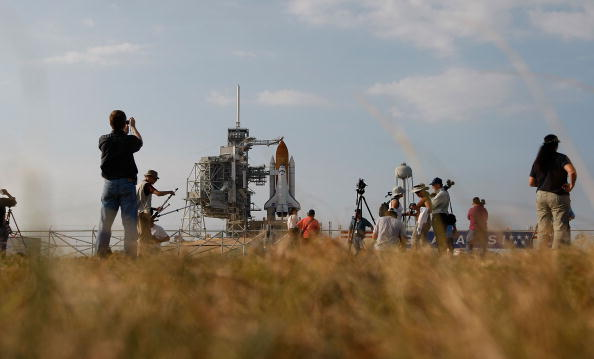 Hubble Space Telescope「NASA Prepares For Launch of Space Shuttle Atlantis」:写真・画像(13)[壁紙.com]
