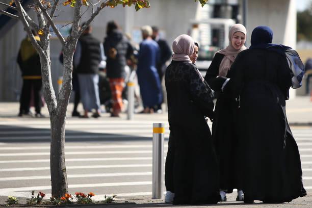 Juma Friday Prayer Service Held In Christchurch As Islamic Community Marks One Year Since Mosque Terror Attacks:ニュース(壁紙.com)