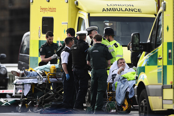 Houses Of Parliament - London「Firearms Incident Takes Place Outside Parliament」:写真・画像(6)[壁紙.com]
