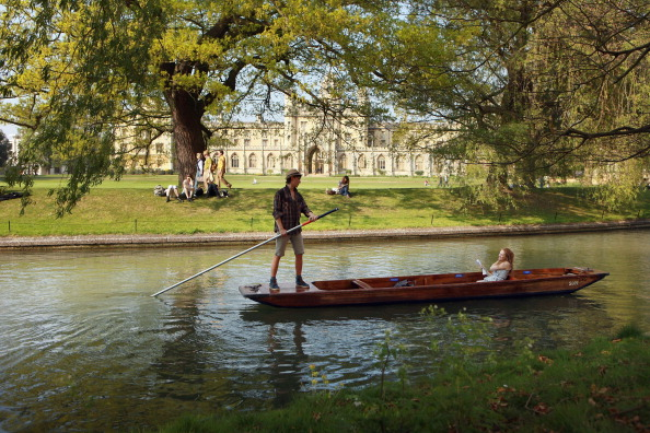 Kicking「Britain Basks In Sunshine As The Easter Holidays Get Underway」:写真・画像(0)[壁紙.com]