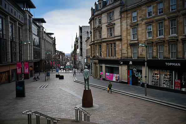 Glasgow - Scotland「Scotland Feels The Impact Of Coronavirus」:写真・画像(3)[壁紙.com]