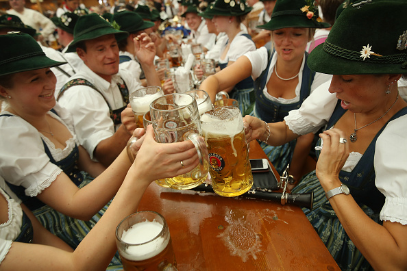 Munich「Oktoberfest 2018: Day Two」:写真・画像(7)[壁紙.com]